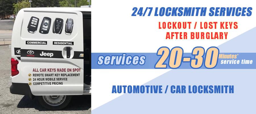 Commercial locksmith Dunwoody
