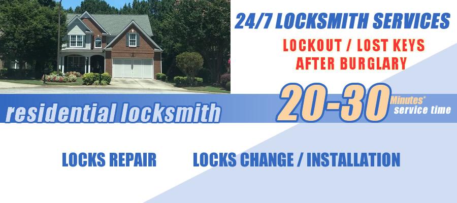 Residential locksmith Dunwoody